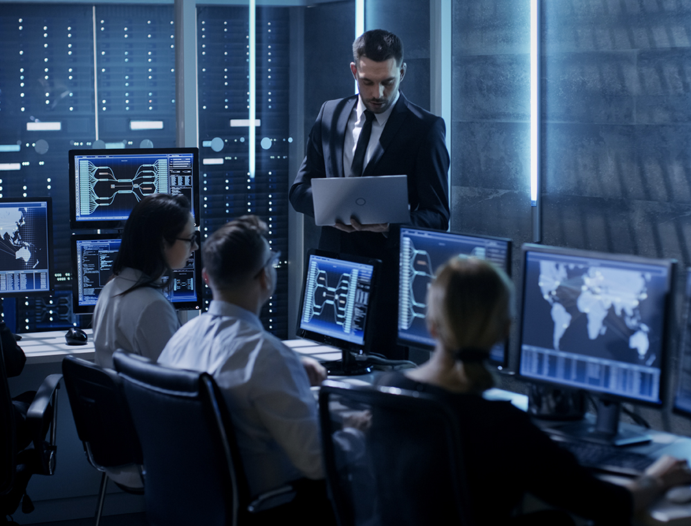 cyber threat detection